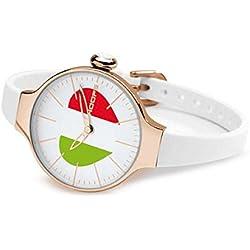 HOOPS Uhren CHERIE Heart Rosegold Damen 2483lg-50