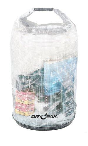 dry-pak-wb-9-roll-top-dry-gear-bag-reinforced-clear-125-x-28-inch-by-kwik-tek