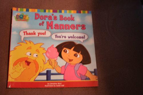 Dora's Book of Manners Edition: First