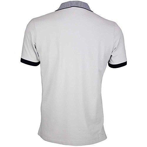 Herren Aquascutum grau Poole Polo Shirt 011559008 Grau - Grau