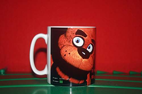 Five Nights at Freddy's Mug
