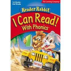 Reader Rabbit: I Can Read! with Phonics (輸入版)