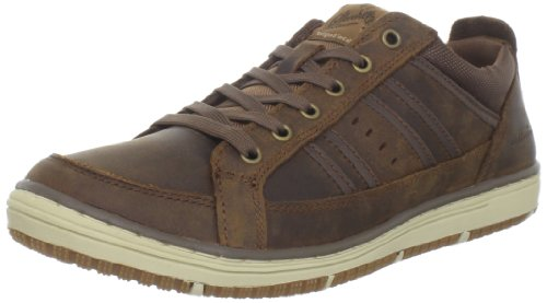 Skechers Irvin Hamal, Men's Sneakers, Brown (Cdb), 10 UK (45 EU)