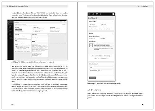 Galileo Computing: WordPress 4: Das umfassende Handbuch. Inkl. WordPress Themes, WordPress Templates, SEO, BackUp u.v.m. - 3