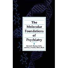 Molecular Foundations of Psychiatry by Thomas H Jobe (1992-10-01)