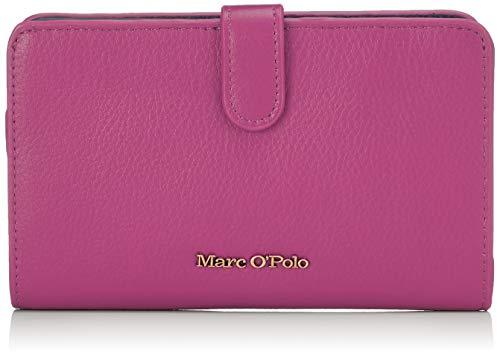 Marc O\'Polo Damen Ulla Geldbörse, Pink (Fuchsia Red), 3x11x18 cm
