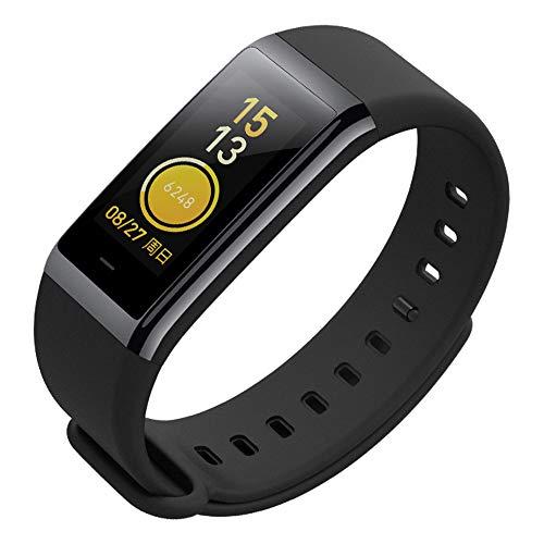 Huami Amazfit Cor Smartwatch Reloj Inteligente Bluetooth, Dewanxin Monitor de Ritmo cardíaco en Tiempo Real Resistente al Agua Sports Fitness Tracker Soporte iOS y Android