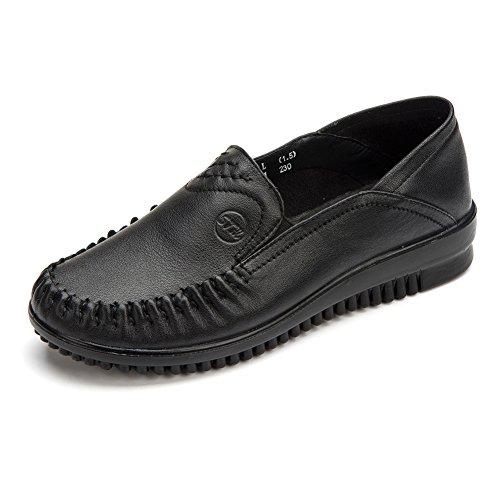 Semelle souple de chaussures à l'automne/ MAMAN et des chaussures confortables/Un présentoir de chaussures à faible A