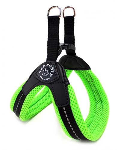 Tre Ponti tf225 V Easy Fit Mesh Fix Neon, Taglia 3.5, Verde