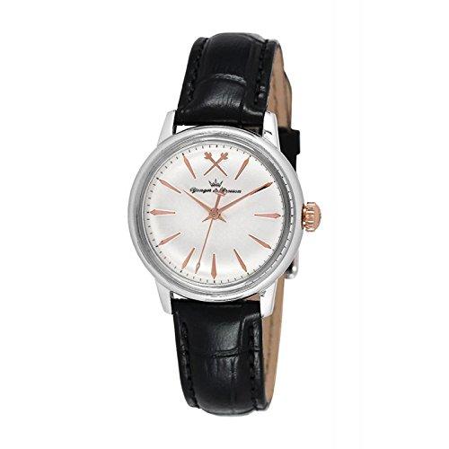 Orologio Yonger & Bresson Donna Silver–DCC 052/FA–Regalo Ideale