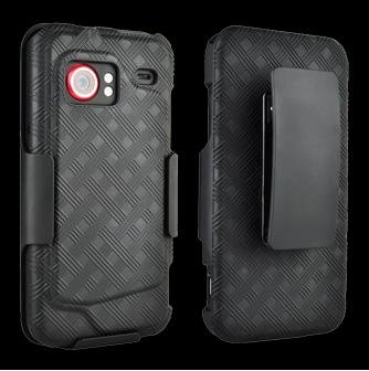 HTC Droid Incredible Shell Holster Combo Pack (Original) - Verizon Pack