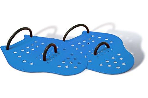 Malmsten Swim Power Hand Paddel XL blau Preisvergleich