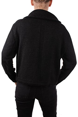Diesel Giacca cardigan donna F-ANOUK GIACCA Nero