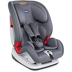 Chicco Youniverse Fix Seggiolino Auto 9-36 kg, Gruppo 1/2/3 per Bambini da 1 ai 12 Anni, Perla