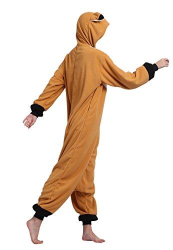 Imagen de wamvp kigurumi pijama animal unisex para adultos traje de disfraz zorro s alternativa