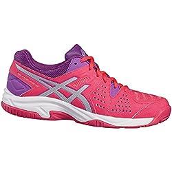 Asics Gel-Padel Pro 3 GS, Zapatillas de Tenis, Diva Pink (38 EU)