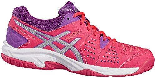 ASICS Gel-Padel PRO 3 GS, Scarpe da Tennis, Diva Pink (39.5 EU)