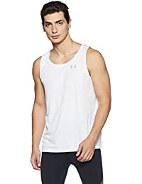 Under Armour Cool Switch Run Singlet V2 Men's Round Neck T-Shirt
