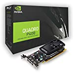 PNY QUADRO VCQP400-PB Carte Graphique P400 Nvidia 2 GB