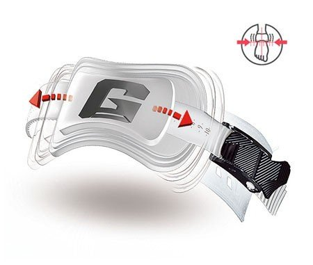 Gaerne G.Olympia MTB SPD Schuhe 2014 White