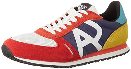 armani-jeans-9350277p420-sneakers-basses-homme-multicolore-mehrfarbig-multicolor-43