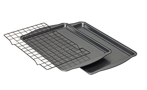 bakers-advantage-3-piece-cookie-sheet-and-cooling-rack-set-by-bakers-delight
