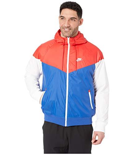 Nike Veste Sportswear He Windrunner HD Ins Rouge L (Large)