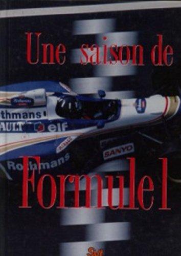 Une saison de Formule 1