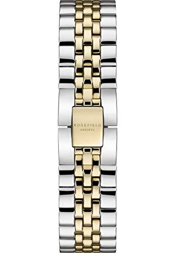 Rosefield Damen-Uhrenarmbänder One Size Silber/gold/bicolor 32000950