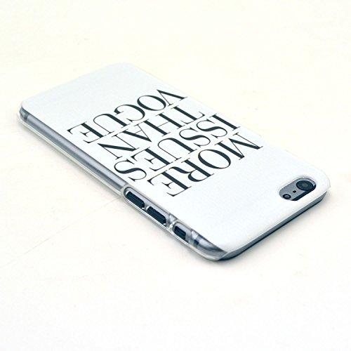 TIODIO® 4 en 1 Cuir Coque Rigide Case Etui Housse Smart Case Coquille avec pour Apple iphone 6S/iPhone 6, Stylus et Film protecteur inclus, A11 A11