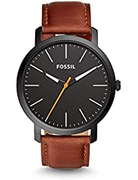 Fossil Analog Black Dial Men's Watch-BQ2310