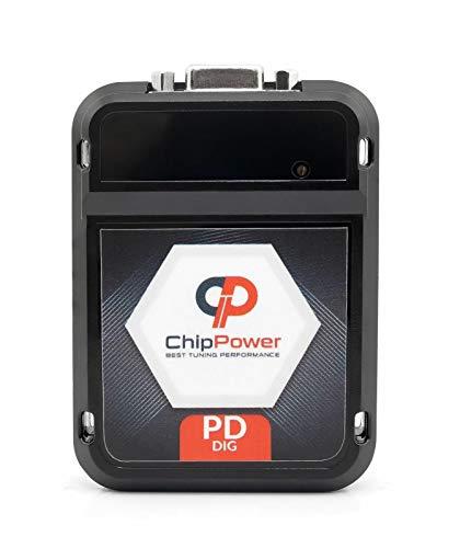 Preisvergleich Produktbild Chiptuning PDd für A6 C6 4F 2.0 TDI PD 103 kW 140 PS Power ChipBox Tuning Diesel