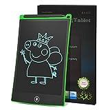 EUTOYZ 2-12 Jahre Mädchen Geschenk, LCD-Schreibtafel für Kinder Lernen Schreibtafel LCD-Schreibblock Geschenke für Jungen Mädchen 2-12 Jahre Teenager Mädchen Jungen Geschenke(Grün)