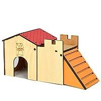 Flip Hamster Evi Tek Katlı