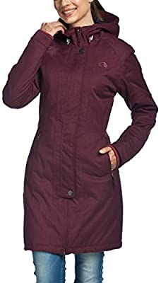Tatonka Damen Mantel Floy Coat von Tatonka - Outdoor Shop