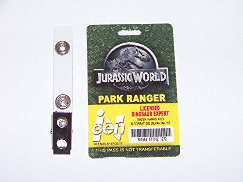 Jurassic World - Park Ranger , ID - Karte , ID ()
