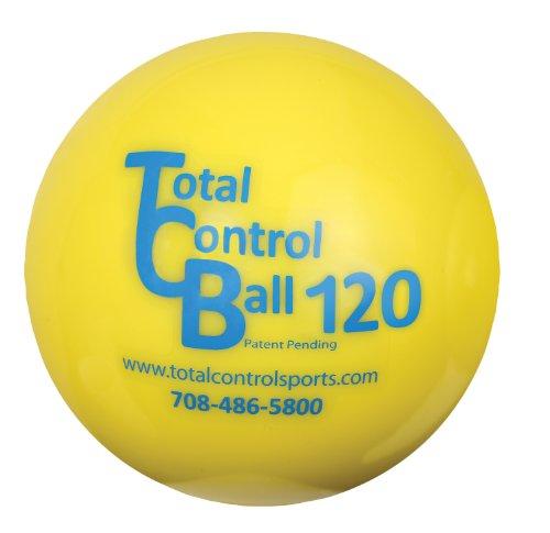 Total Control Sports Stärke Baumeister Atomic Ball (12Stück), gelb -