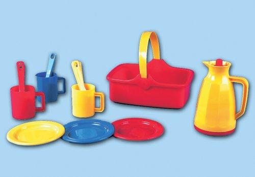Preisvergleich Produktbild Dantoy a/s 4248 - Picknickset für 3 Personen