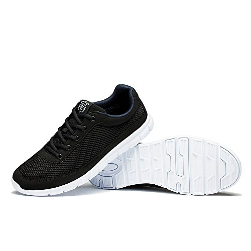 ef1cd591f35 NewDenBer NDB Men s Casual Lightweight Cross-Training Walking Running  Trainers - Buy Online in Oman.
