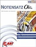 Notensatz optiv. CD- ROM für Windows 95/98. Profi- Notensatz für Jedermann
