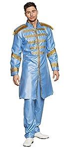 Boland disfraz Adulto para hombre 50/52 turquesa