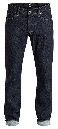 Pantalone DC Shoes: Washed Straight JN Light BL 30