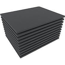 Foam 345 mm x 275 mm for Casetopper, Shadowboards, Foambottoms