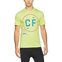 Reebok RCF Burnout tee Camiseta, Hombre, Verde (kiwgrn), L