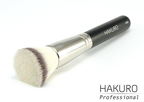 Hakuro H50 pantallas planas o espacios de costura para blusas de Kabuki de pinceles de fibra de