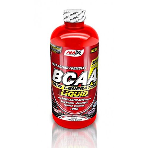 Amix Bcaa New Generation Liquid Aminoácidos - 1000 ml_8594159536296