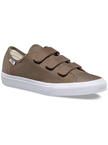 Vans Herren Ua Style 23 V Sneakers (canvas) walnut/true whit