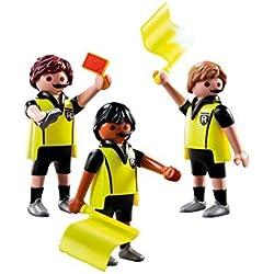 Playmobil 9824Árbitro Team (pantalla del paquete)