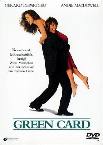 Green Card - Scheinehe mit Hindernissen (Green Stories Card)