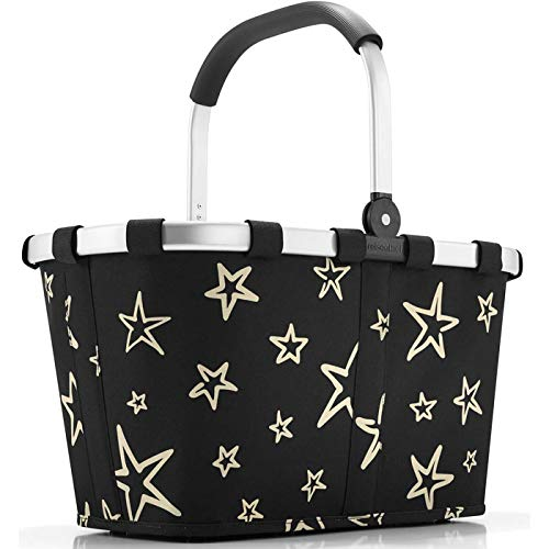 reisenthel carrybag stars  Einklaufskorb 48 x 29 x 28 cm, 22 Liter
